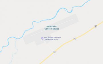 San Martin de los Andes Chapelco Airport
