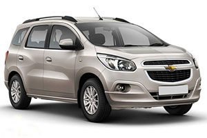 Reserva Chevrolet Spin AT