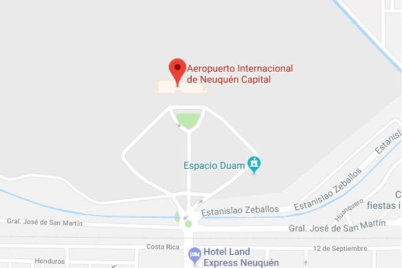 Aeropuerto Internacional Neuquén Presidente Perón
